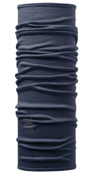 Buff Merino Wool  sjaal blauw